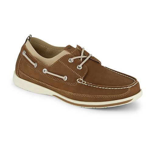 Dockers Homer Men's Leather Boat Shoes