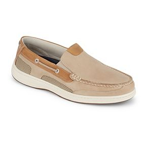 Dockers Tiller Men's Leather Water Resistant Boat Shoes