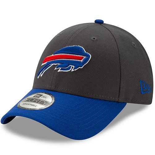 Men's New Era Buffalo Bills 9Forty Heathered League Adjustable Hat