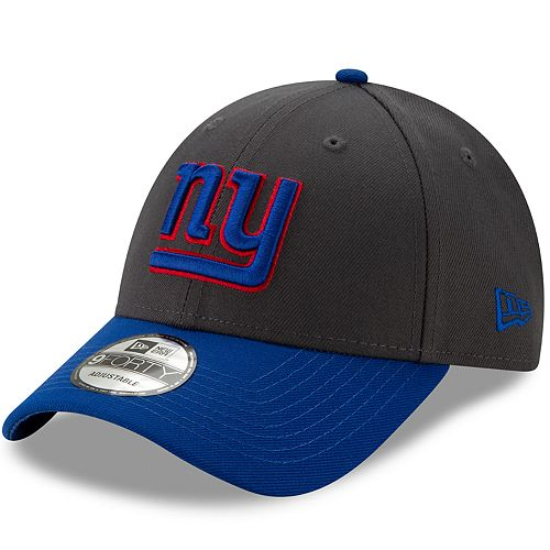 Men's New Era New York Giants 9Forty Heathered League Adjustable Hat