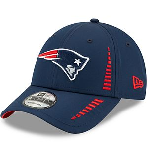 New England Patriots Navy 5-Time Champions NEW-ERA 9FORTY w// Adjustable Closure