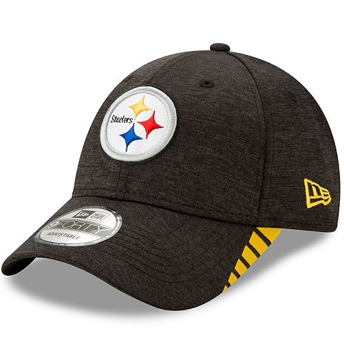 Men's Pittsburgh Steelers NFL 9Forty Visor Trim Cap