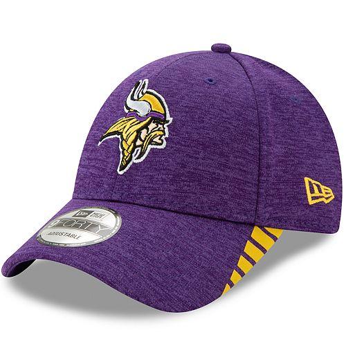 Men's NFL Minnesota Vikings 9Forty Visor Trim Cap