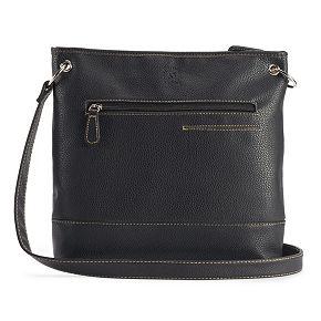 Stone & Co. Pebble Super Crossbody Leather Bag