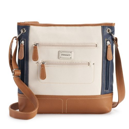Stone & Co. Pebble Super Crossbody Leather Bag