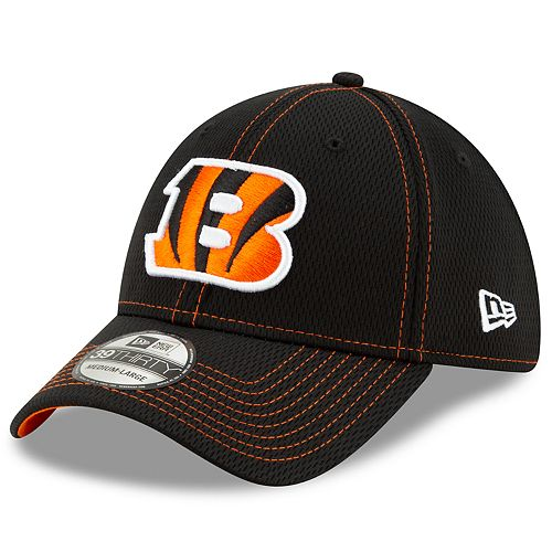 Men's New Era® Cincinnati Bengals 39Thirty On-Field Sideline Away Cap