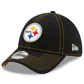 Men's New Era® Pittsburgh Steelers 39Thirty On-Field Sideline Away Cap