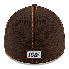 Men's New Era® Cleveland Browns 39Thirty On-Field Sideline Away Cap