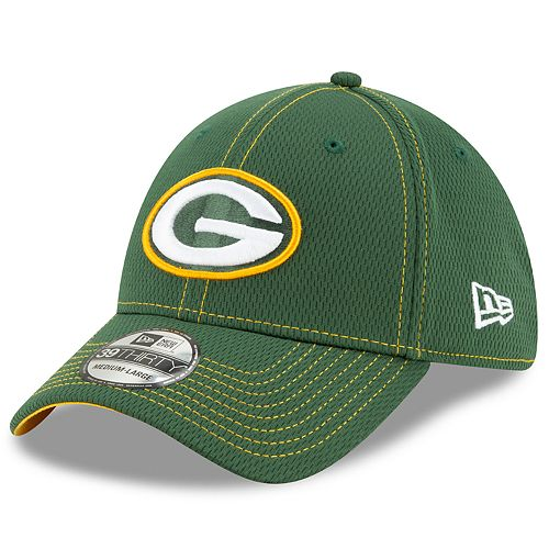 Men's New Era® Green Bay Packers 39Thirty On-Field Sideline Away Cap