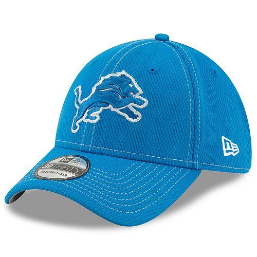 Men's New Era® Detroit Lions 39Thirty On-Field Sideline Away Cap