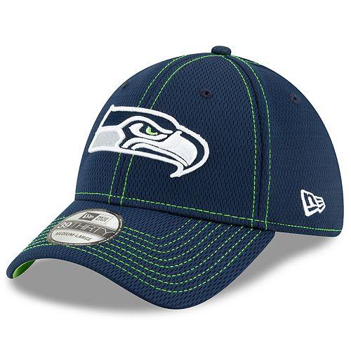 Men's New Era® Seattle Seahawks 39Thirty On-Field Sideline Away Cap