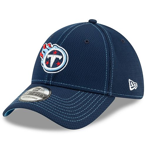 Men's New Era® Tennessee Titans 39Thirty On-Field Sideline Away Cap
