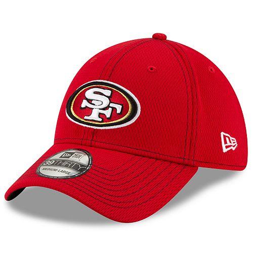 Men's New Era® San Francisco 39Thirty On-Field Sideline Away Cap