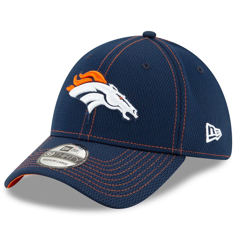 Men's New Era® Denver Broncos 39Thirty On-Field Sideline Away Cap