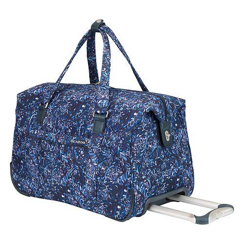 Ricardo  Sausalito 20-Inch Wheeled Duffel Bag