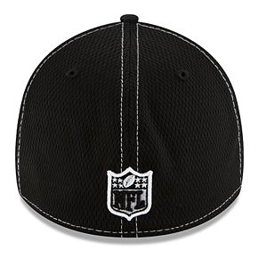 Men's New Era® Minnesota Vikings 39Thirty On-Field Sideline Away Cap - Black