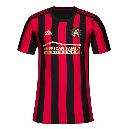 Men's adidas Atlanta United UFC Replica Jersey Top