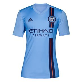 Men's adidas New York City Football Club Replica Jersey Top