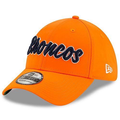 Men's New Era® Denver Broncos 1960 39Thirty On-Field Sideline Home Cap