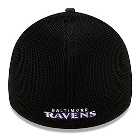 Men's New Era Baltimore Ravens 39THIRTY Slice NEO Cap