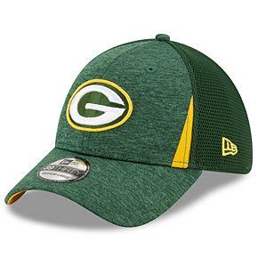 Men's New Era Green Bay Packers 39THIRTY Slice NEO Cap