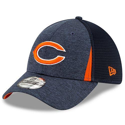 Men's New Era Chicago Bears 39THIRTY Slice NEO Cap