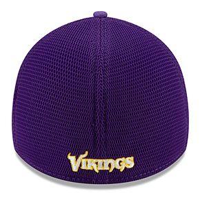 Men's New Era Minnesota Vikings 39THIRTY Slice NEO Cap