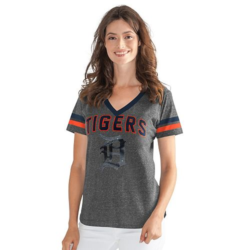 Womens G-III Sports Detroit Tigers Walk Off Tee