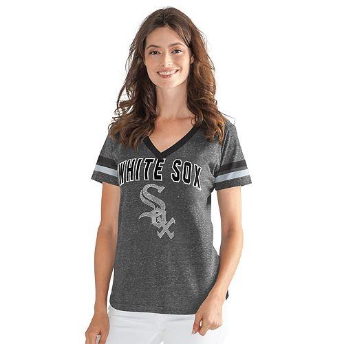 Womens G-III Sports Chicago White Sox Walk Off Tee