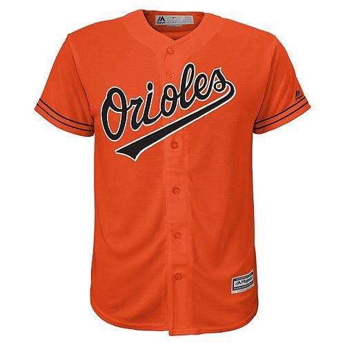Boys 8-20  Baltimore Orioles Replica Jersey