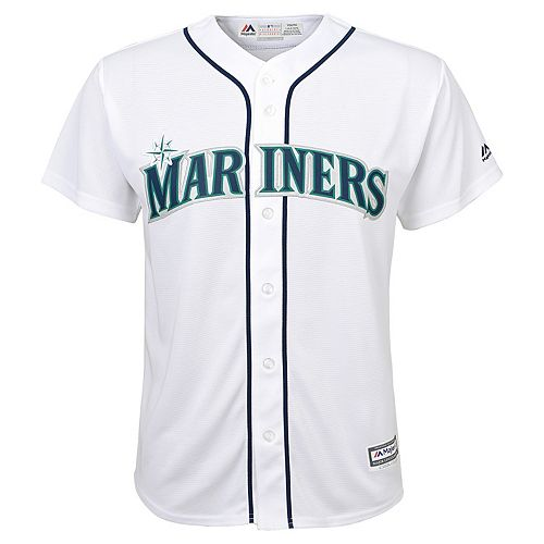 Boys 8-20  Seattle Mariners Replica Jersey