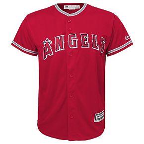 Boys 8-20  Los Angeles Angels of Anaheim Replica Jersey