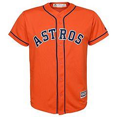 4f56a89fa Boys 8-20 Houston Astros Replica Jersey