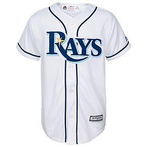 Boys 8-20  Tampa Bay Rays Replica Jersey