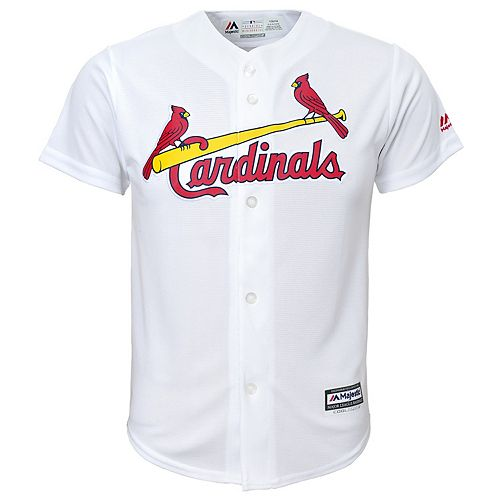 Boys 8-20  St. Louis Cardinals Replica Jersey