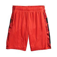 Boys 8-20 Tek Gear® Laser-Cut Shorts