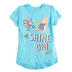 9601f96a76f0c Girls 4-12 Jumping Beans® Jojo Siwa  Shine On  Graphic Tee