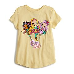 Girls 4-12 Jumping Beans® Sunny Day Graphic Tee