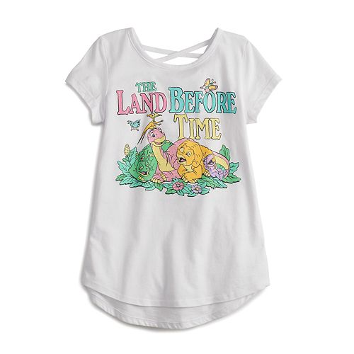 "Girls 4-12 Jumping Beans® ""The Land Before Time"" Graphic Tee"