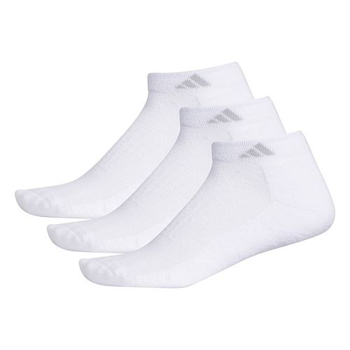 Adidas Women's Cushioned II 3-Pack Low Cut Sock