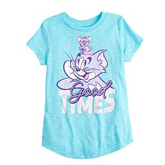 Girls 4-12 Jumping Beans® Tom & Jerry 'Good Times' Graphic Tee