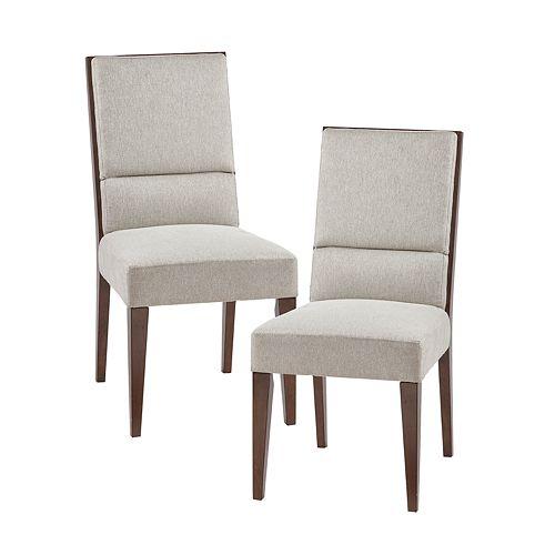 Madison Park Signature Vandyke Dining Chair (Set of 2)