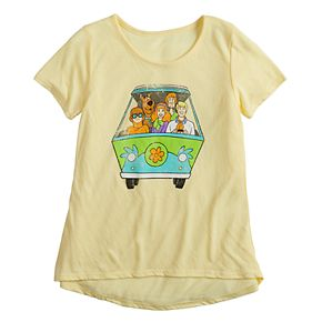 Girls 7-16 & Plus Size Scooby Doo Mystery Machine Graphic Tee