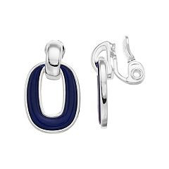 Women's Dana Buchman Doorknocker Earrings