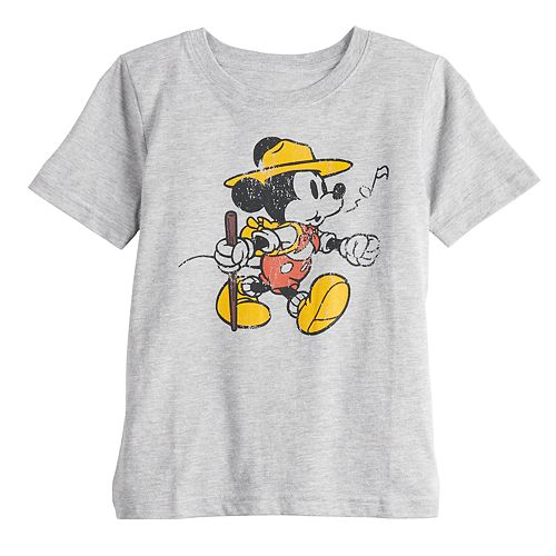 Disney's Mickey Mouse Boys 4-7 Parks Graphic Tee by Family Fun™