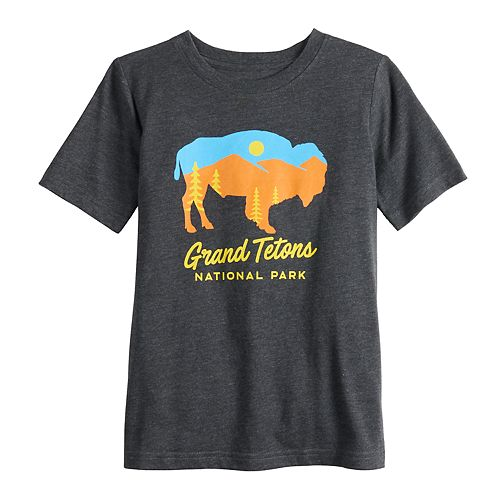 Boys 4-7 ​Family Fun™ ​National Park Graphic T​ee​