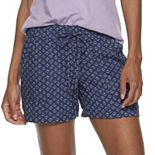 Women's SONOMA Goods for Life? Challis Shorts