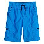 Boys 8-20 Urban Pipeline? Pull-On Cargo Jogger Shorts in Regular & Husky