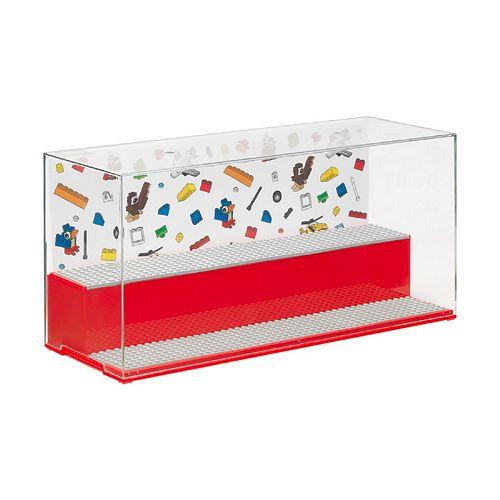 LEGO Play & Display Iconic Bright Red Storage Box