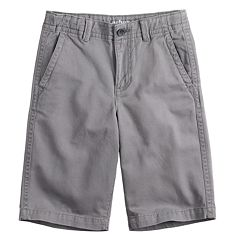 Boys 8-20 Urban Pipeline™ Flat-Front Shorts In Regular & Husky
